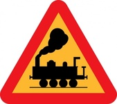 train,roadsign