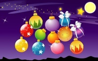 christmas,ball,holiday,moon,star,night,colorful,shining,ribbon,illustration,decoration,season,eve,yuletide,christmas,star,design,eve,yuletide,christmas,christmas,star,eve,yuletide,christmas