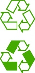 recycle,icon,media,clip art,public domain,image,png,svg,package,green,ecology,bio,sign