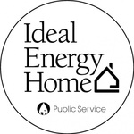 ideal,energy,home,logo
