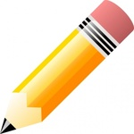 pencil,icon,writing,drawing,office,school,color,yellow