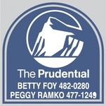 prudential,realty,logo