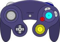 gamecube,gamepad,game,media,clip art,public domain,image,svg