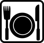 geant,pictogram,restaurant,symbol,media,clip art,public domain,image,svg