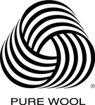 pure,wool,logo