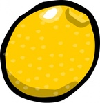 lemon,fruit,cartoon,media,clip art,public domain,image,svg