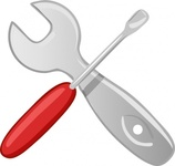 hardware,tool,workshop,screwdriver,wrench,spanner,screwdiver,icon,setting,setting,setting