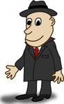 comic,character,businessman,funny,people,cartoon,human,guy,media,clip art,public domain,image,png,svg