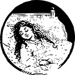sleeping,girl,clip