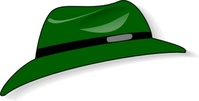 clothing,green,hat,people,cartoon,media,clip art,public domain,image,png,svg