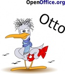 openoffice,logo,otto,cartoon,computer,animal,bird,seagull