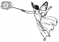 fairy,wand,media,clip art,externalsource,public domain,image,jpg,svg,magic wand,line art