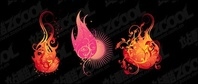 flame,pattern,modeling,material