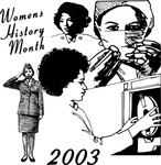 woman,history,month,clip