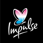 impulse,logo,flower
