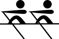 olympic,sport,rowing,pictogram
