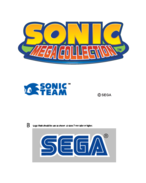 Sonic,Mega,Collection