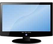 widescreen,hdtv,monitor,clip
