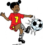 girl,playing,soccer,media,clip art,public domain,image,png,svg,usda,child,cartoon,activity,sport,exercise,soccer ball
