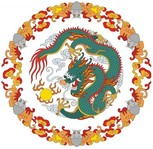 dragon,ornament,sheild,chinese,dragon,chinese,dragon,chinese