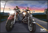 route,harley,owner,motorcycle,rider,chopper,style,motor,cycle,riding,66,highway