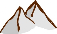 symbol,mountain,cartography,map,geography,fantasy,land,rock,media,clip art,public domain,image,png,svg,rock,rock,rock,rock
