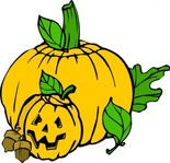 pumpkin,colour,media,clip art,externalsource,public domain,image,png,svg,food,vegetable,jack o lantern,halloween,dafont
