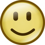 glossy,emoticon,smile,face,glass,media,clip art,public domain,image,png,svg,inkscape