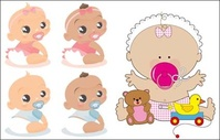 baby,toy,pacifier,vector,material