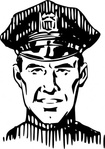 policeman,head,people,man,cap,line art,black and white,contour,outline,media,clip art,externalsource,public domain,image,png,svg,wikimedia common,psf,wikimedia common,wikimedia common,wikimedia common