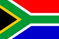 south,africa,flag,south africa
