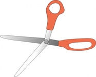 scissors,wide,open,clip