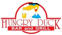 hungry,duck,logo