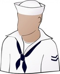 sailor,face,media,clip art,public domain,image,png,svg,people