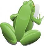 sitting,frog,remix problem,remix,amphibian,rana,animal,toad,water,nature,pond,green,comment problem