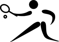 olympic,sport,pictograms,paume,pictogram