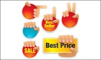 gesture,sale,icon,vector,material