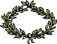laurel,crown,roman,costume,media,clip art,externalsource,public domain,image,png,svg