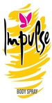 impulse,body,spray,logo