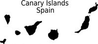 canarias,map,geography,cartography,island,canary