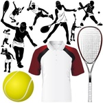 collection,tennis