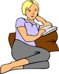 woman,reading,people,book,pillow