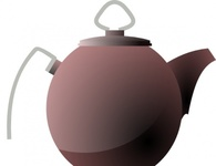 kettle,red,trace,uspo,style,colour,hot,drink,tea,water,tea pot,kitchen,media,clip art,externalsource,public domain,image,png,svg