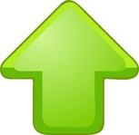 arrow,green,sign,symbol,icon,up