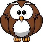 cartoon,colour,owl,animal,bird,funny,how i did it
