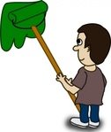 comic,character,house,painter,funny,people,cartoon,human,guy,media,clip art,public domain,image,png,svg