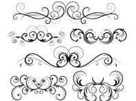 ornate,swirl,filigree,ornament,decoration
