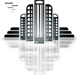 tiothy,city,deco,art deco,building,line art,sky scraper,urban,retro,media,clip art,public domain,image,png,svg
