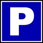 parking,sign,icon