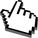 hand,cursor,pointer,media,clip art,public domain,image,png,svg